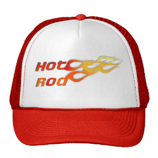 Hot Rod Mesh Hat