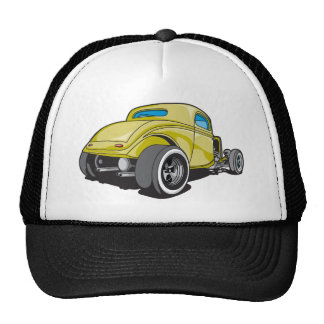 Hot Rod Mesh Hats