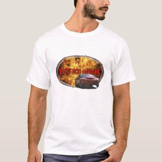 Hot Rod Hawk Rated H T-Shirt