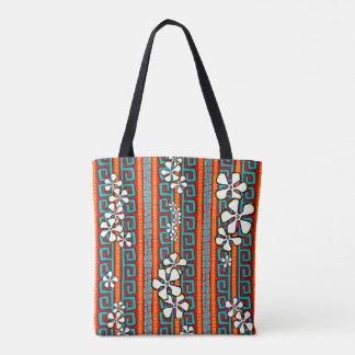 Hot Rod Hula Tote Bag