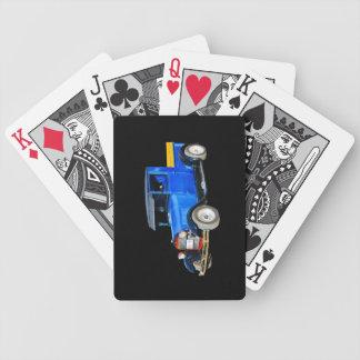 Hot Rod Poker Deck