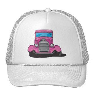 Hot Rod Purple Trucker Hats