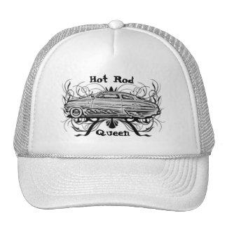Hot Rod Queen Cap