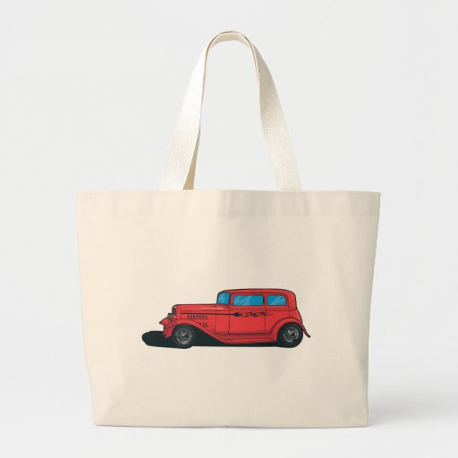 Hot Rod Red Bag