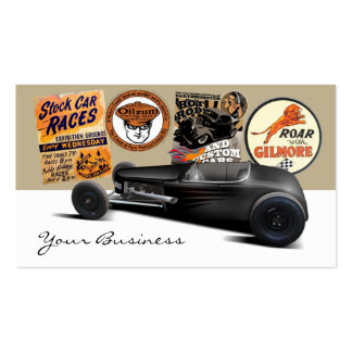Hot Rod Reunion Pack Of Standard Business Cards