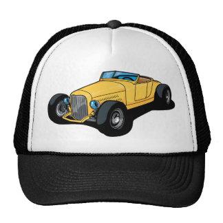 Hot Rod Roadster Mesh Hats