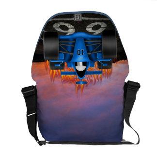 Hot Rod - Route 66 - Messenger Bag - SRF