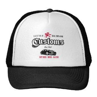 Hot Rod Trucker Cap Mesh Hat