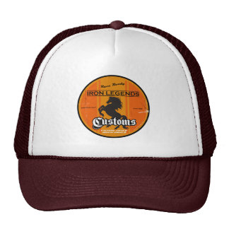Hot Rod Trucker Cap Hats