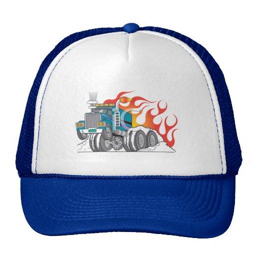 Hot Rod Truckin' Hats