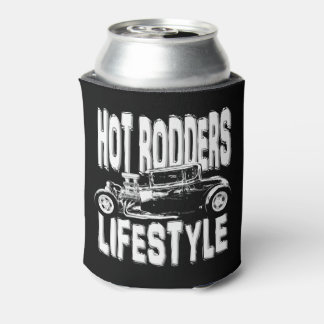 Hot Rodders Lifestyle Can Cooler