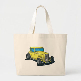 Hot Rods Canvas Bags