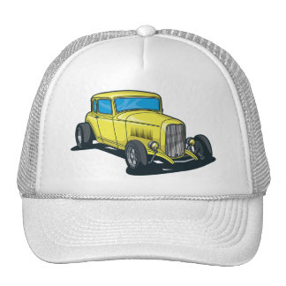 Hot Rods Trucker Hat
