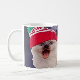 hot saucin' kat coffee mug