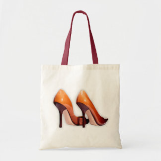 Hot Shoes Budget Tote Bag