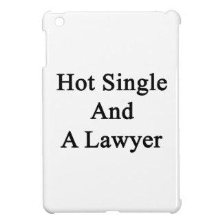 Hot Single And A Lawyer iPad Mini Case