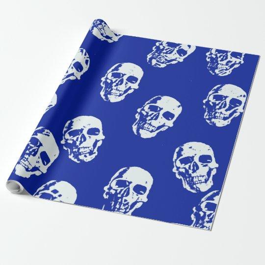 Hot Skulls,white