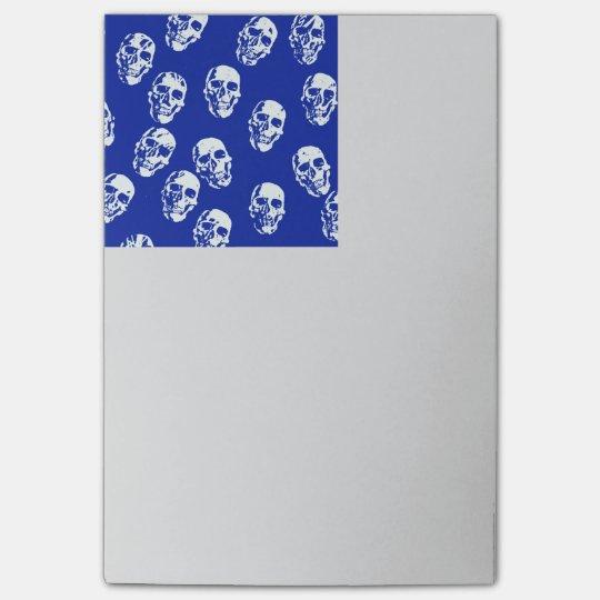 Hot Skulls,white Post-it® Notes