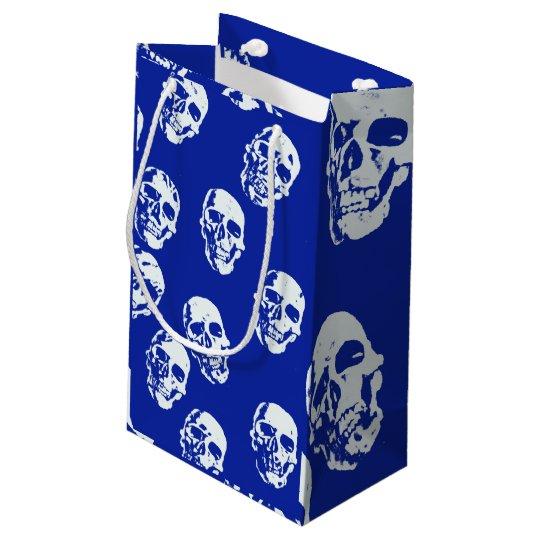 Hot Skulls,white Small Gift Bag