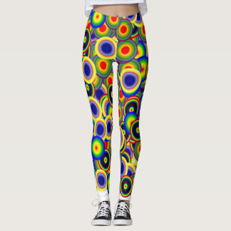 Hot Spots Leggings