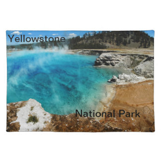 Hot Spring Pond Placemat