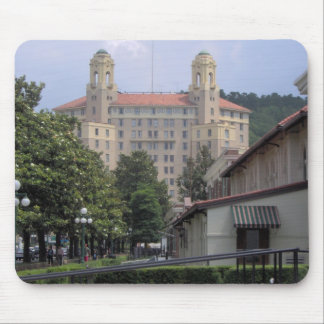 hot springs mouse pad