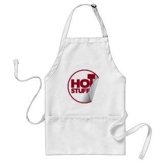 Hot Stuff Adult Apron