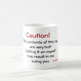 Hot stuff coffee mugs