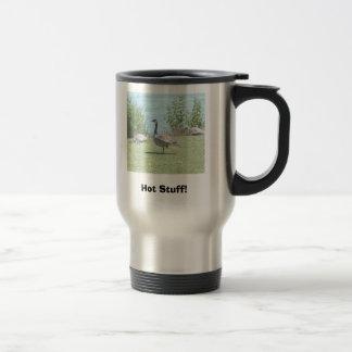 Hot Stuff! Travel Mug