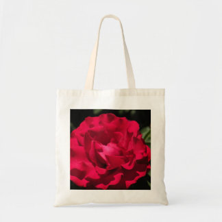 Hot summer time budget tote bag