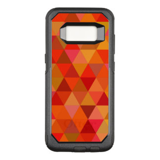 Hot sun triangles OtterBox commuter samsung galaxy s8 case