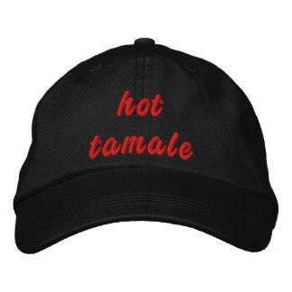 hot tamale embroidered baseball caps