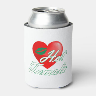 Hot Tamale HHM Beverage Can Cooler