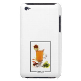 Hot Toddy Cocktail Marker Sketch Barely There iPod Cover