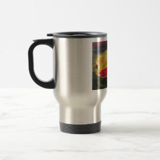 Hot travel Mug
