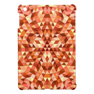 Hot triangle mandala iPad mini covers