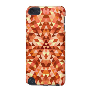 Hot triangle mandala iPod touch (5th generation) case