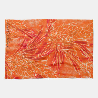 Hot Tropic Batik Kitchen Towel