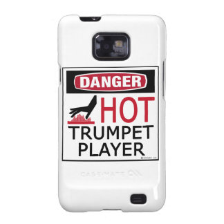 Hot Trumpet Player copy Galaxy SII Cover