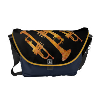 Hot Trumpets Commuter Bag