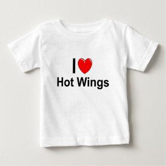 Hot Wings Baby T-Shirt