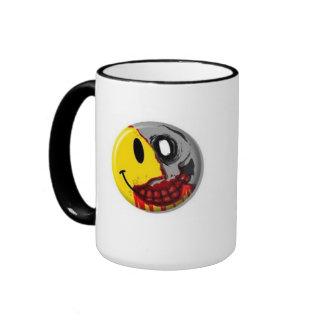 Hot Zombie Nation Ringer Mug