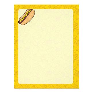 Hotdog 21.5 Cm X 28 Cm Flyer