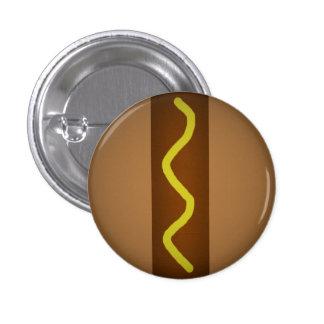 HotDog 3 Cm Round Badge