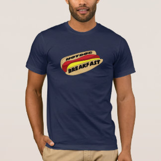 Hotdog Breakfast T Shirt