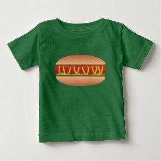 Hotdog picture baby T-Shirt