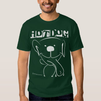 HotDog - Slim-Dog-C T Shirts