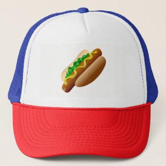Hotdog Trucker Hat