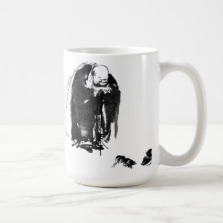 Hotei by Miyamoto Musashi Coffee Mug