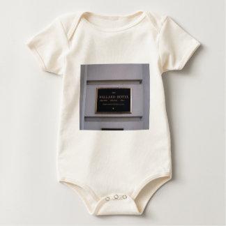 Hotel Baby Bodysuit